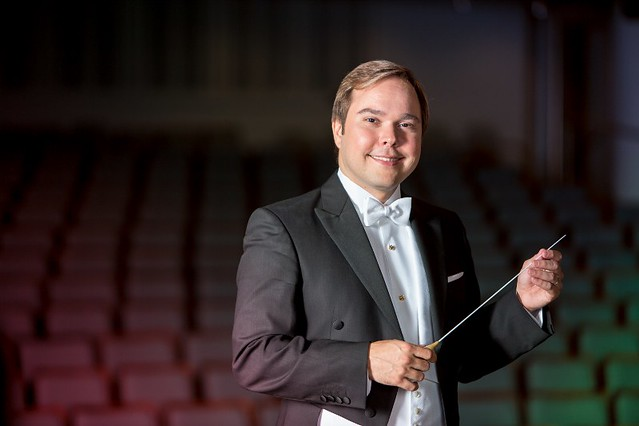 Marcelo Lehninger, Grand Rapids Symphony Music Director