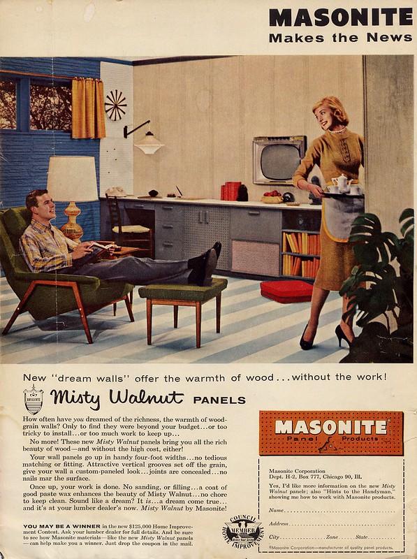 Masonite 1958
