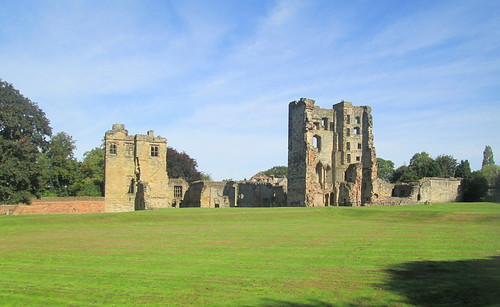 Ashby Castle, Leicestershire