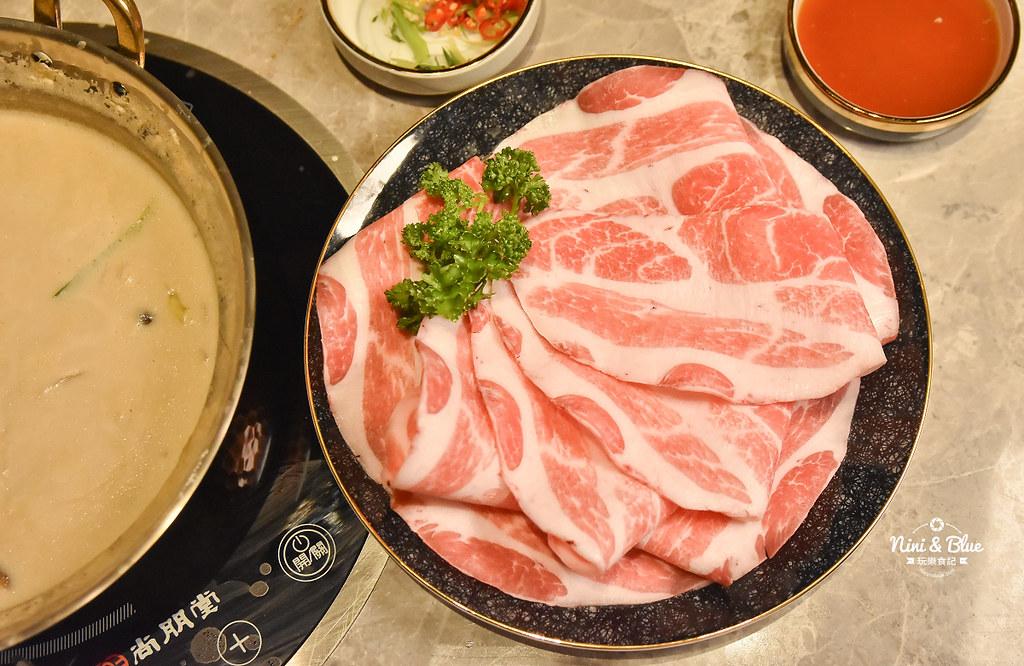 月暮藏涮涮鍋 台中新店 火鍋 海鮮 和牛32
