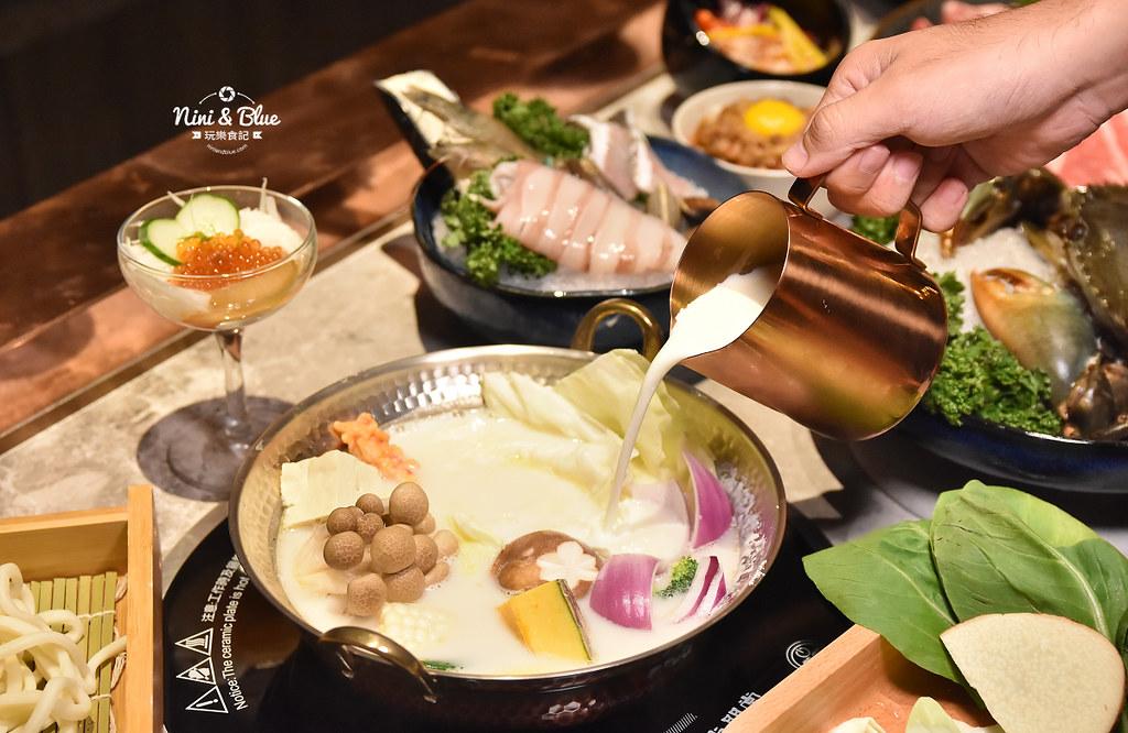 月暮藏涮涮鍋 台中新店 火鍋 海鮮 和牛25