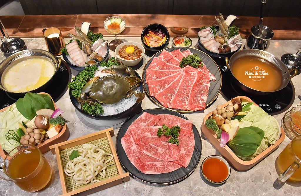 月暮藏涮涮鍋 台中新店 火鍋 海鮮 和牛22