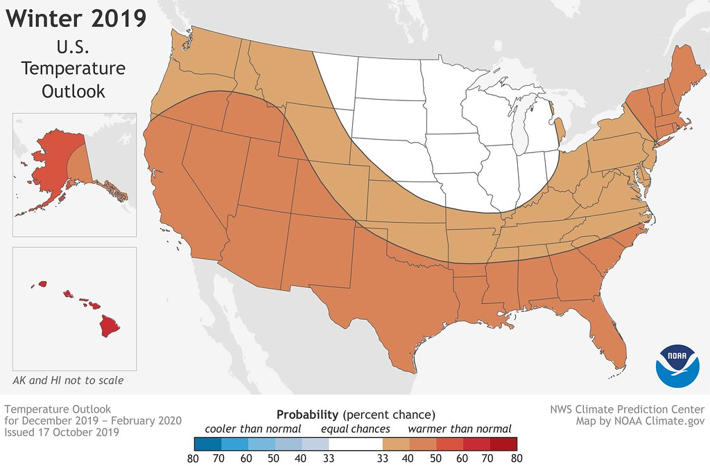 IMAGE - for 101719 - U.S. map - Temperatures likely - Winter Outlook 2019 - Climate.gov - Landscape NATIVE inset