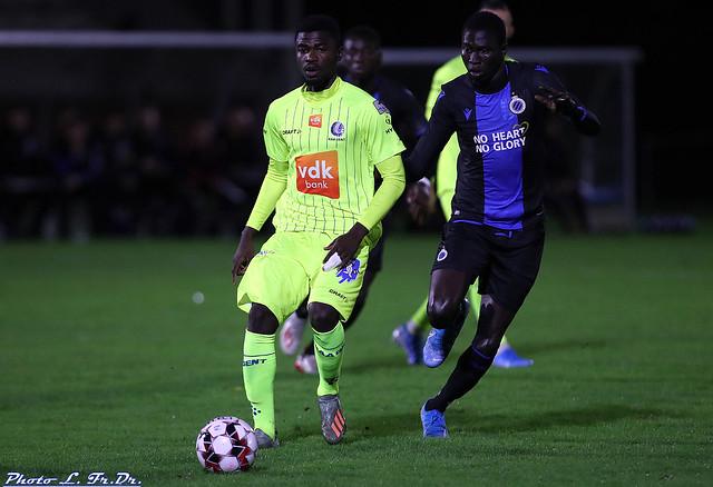 Club Brugge Beloften - AA Gent Beloften