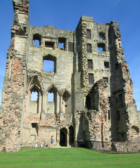 Ashby Castle, Leicestershire,
