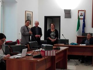conferenza medici cattolici Turi (1)