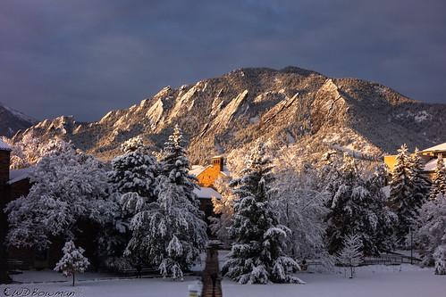 sunrise flatirons cuboulder aviewworthlowerpay tuscanarchitecture greenmountain newsnow universityofcoloradoboulder