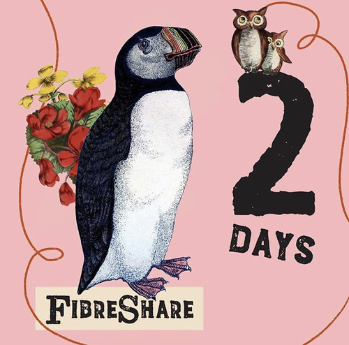 TWO DAYS LEFT TO SIGN UP! FibreShare will not be accepting ANY sign ups after Saturday, October 26th at 11:59 PM EST.  Not sure what #FibreShare is? We're an international Yarn and Fiber Swap open to ALL crafts and guess what?! ITS THE BEST! :raised_hands
