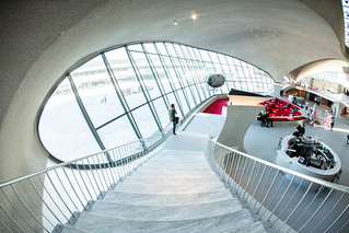 The TWA Hotel at JFK Airport | by Anthony Quintano