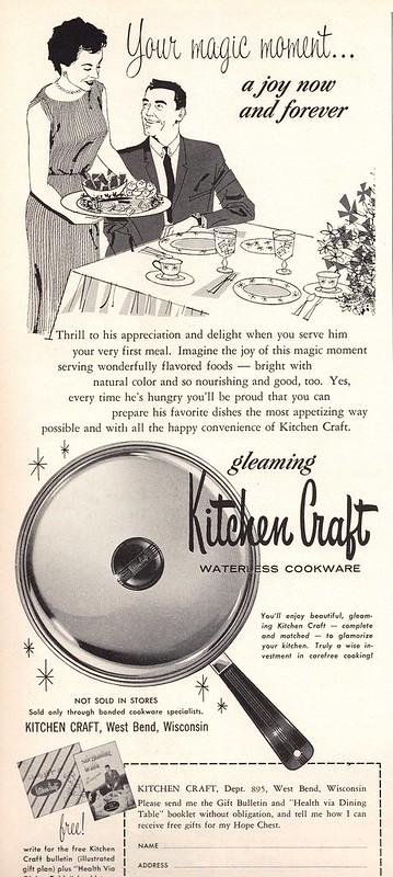 Kitchen Craft 1960