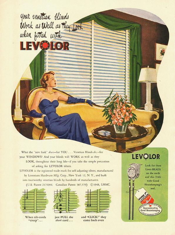 Levolor 1948