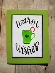 A cup of warm wishes