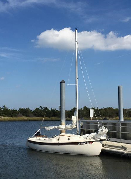 10-25-19 - New sailboat - 1