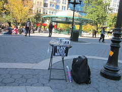 union square park. nyc