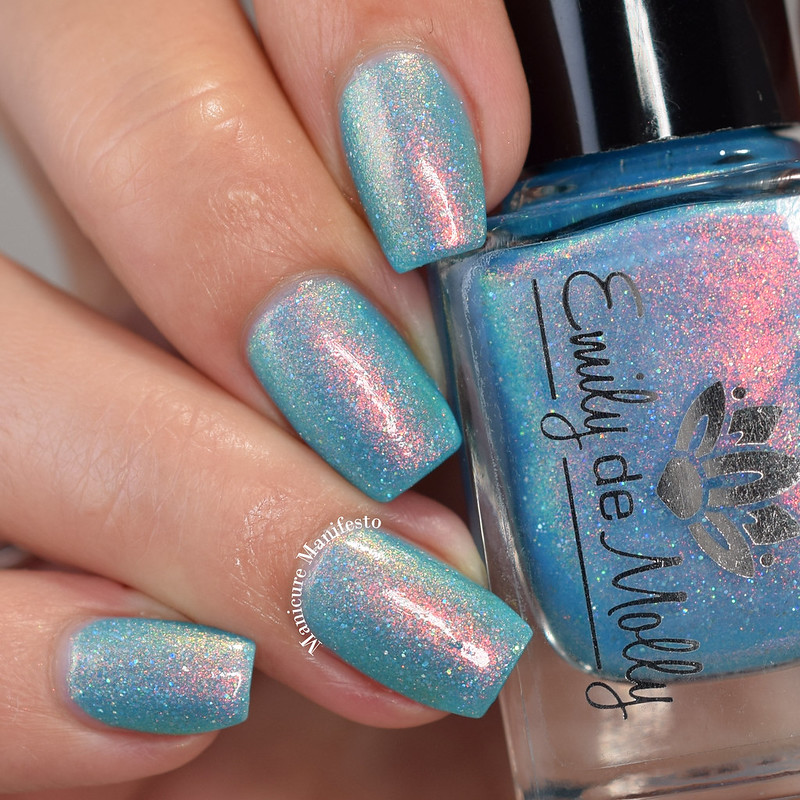 Emily De Molly Twenty Questions swatch