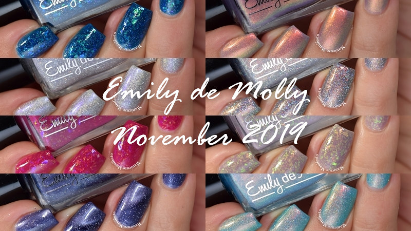 Emily De Molly November 2019 Release