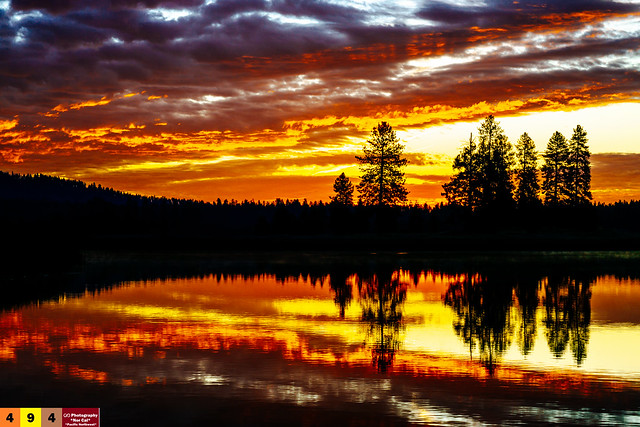 A Pacific Northwest Sweet Morning Crush: A Dramatic Sunrise (Part 120): Bliss's Arrivals (In Technicolor)