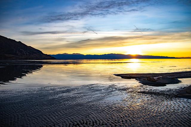 Sunset at the Great Salt Lake IMG_2034