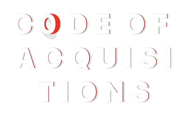 code-of-acquisitions-logo