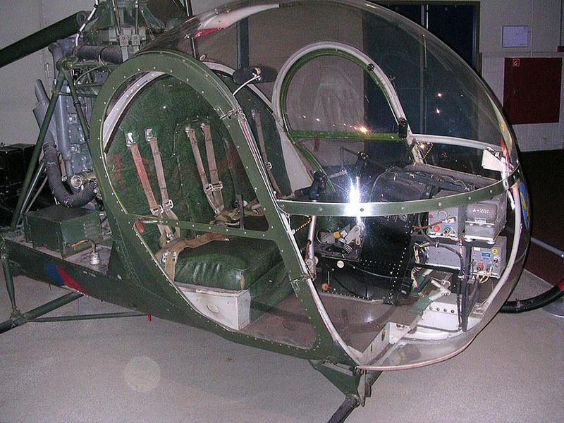 Hiller UH-12 Raven 2