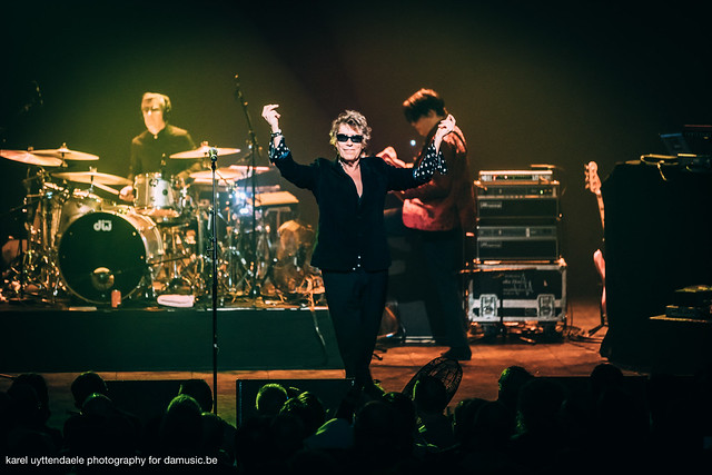 The Psychedelic Furs @ Ancienne Belgique 25/10/2019