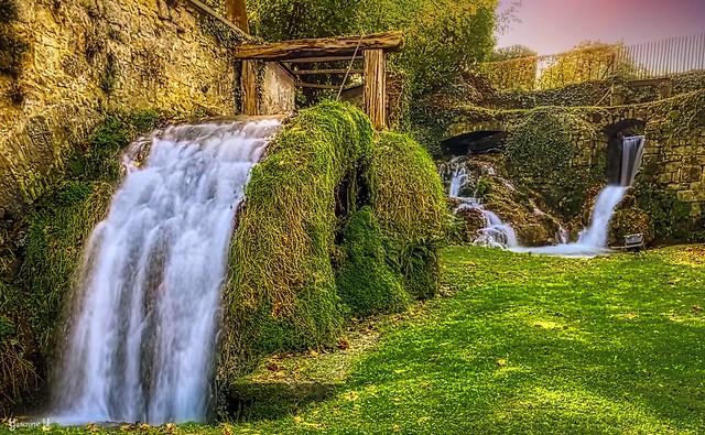 Waterfall - 7607