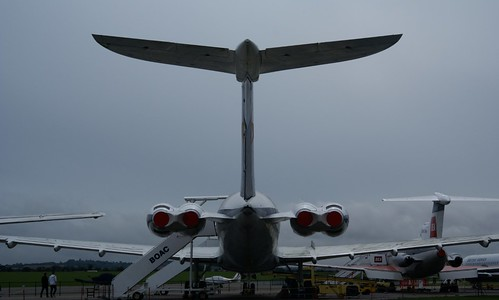 Vickers Super VC10 | by SymphonicPoet