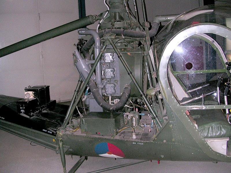 Hiller UH-12 Raven 3