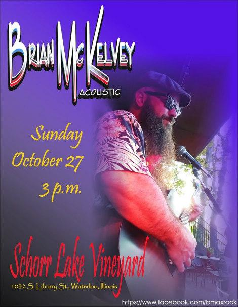 Brian McKelvey 10-27-19