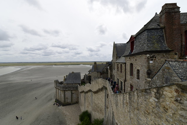 Mont St. Michel, France, August_2019_762