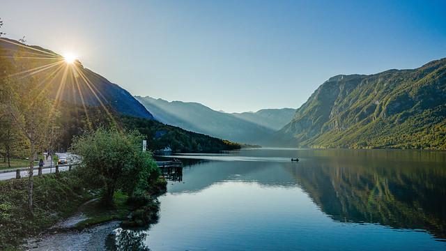 Bohinj Lake - Wocheiner See