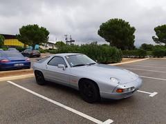Porsche 928 ÷ Le Castellet 2019