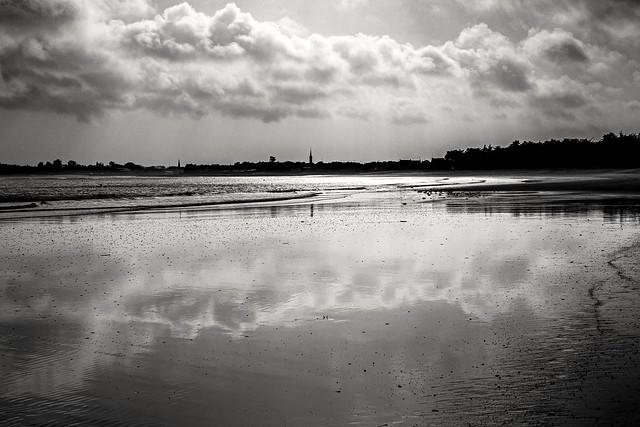 Réflexion à l'île Tudy