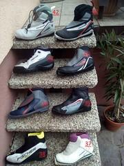 Boty na běžky SNS - titulní fotka
