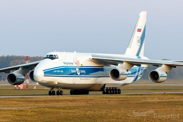 RA-82077   Volga-Dnepr Airlines   Antonov An-124-100   BUD/LHBP
