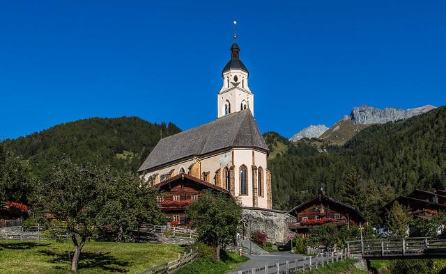 Österreich / Austria: Maria Schnee, Virgental