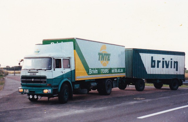 Unic 190NC26 Brivin RN20 Arthenay (45 Loiret) 1982a