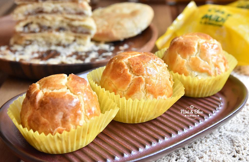 一福堂 台中伴手禮 珍珠奶茶太陽餅 波蘿蛋黃酥 檸檬蛋糕27