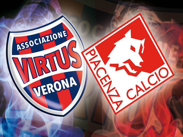 Virtus Verona - Piacenza le interviste