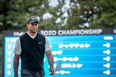 2019 Zozo Championship - Tiger Walking Off