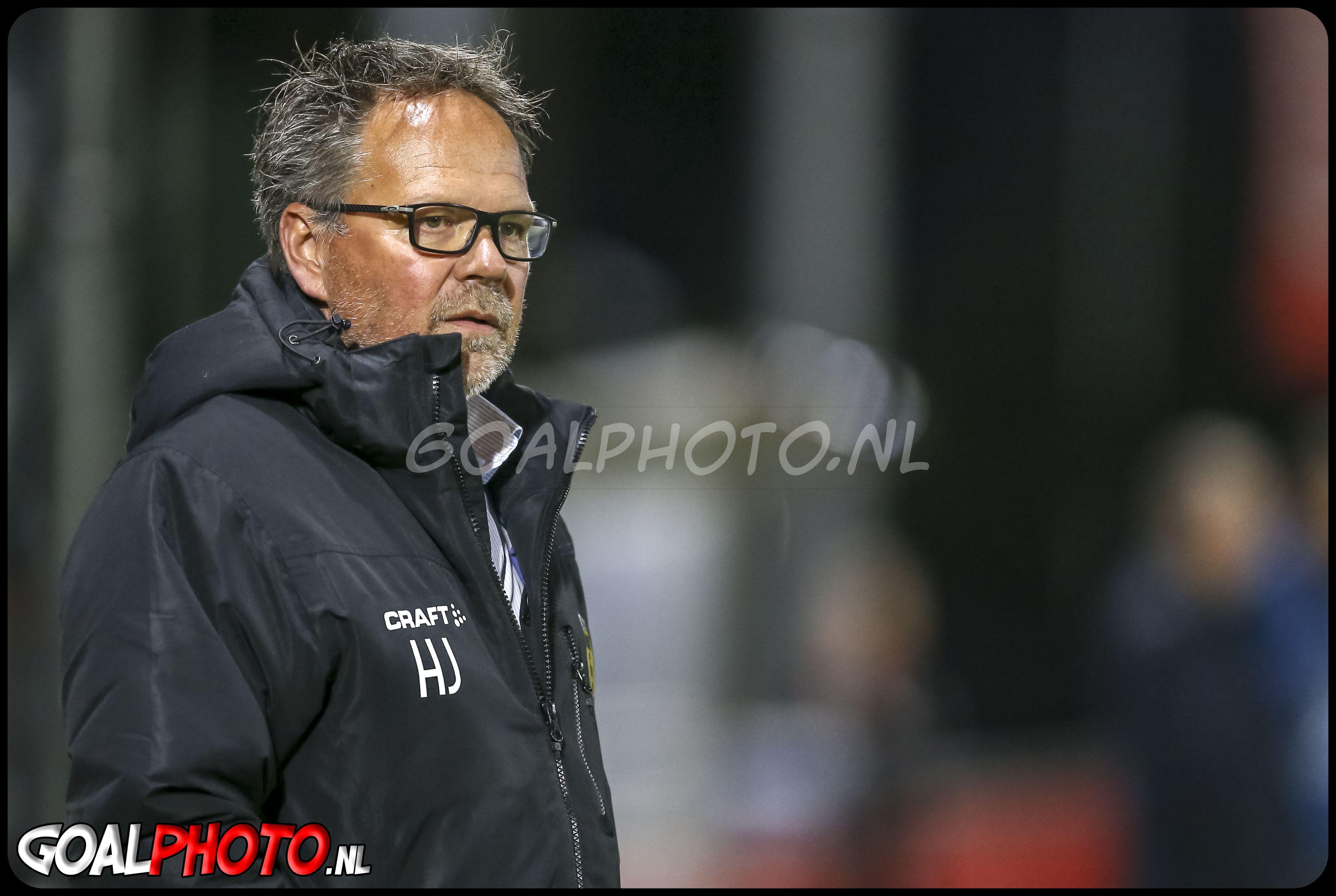 Jong FC Utrecht - Cambuur 25-10-2019