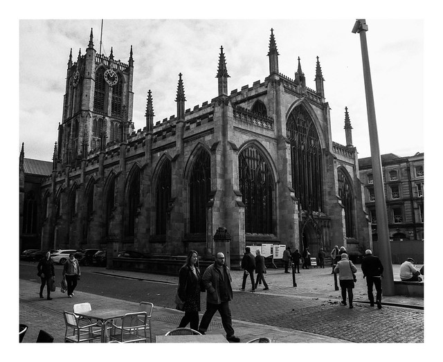 FILM - Hull Minster