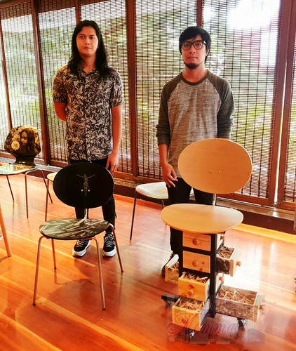 The Empty Chair Project at the Metropolitan Museum of Manila