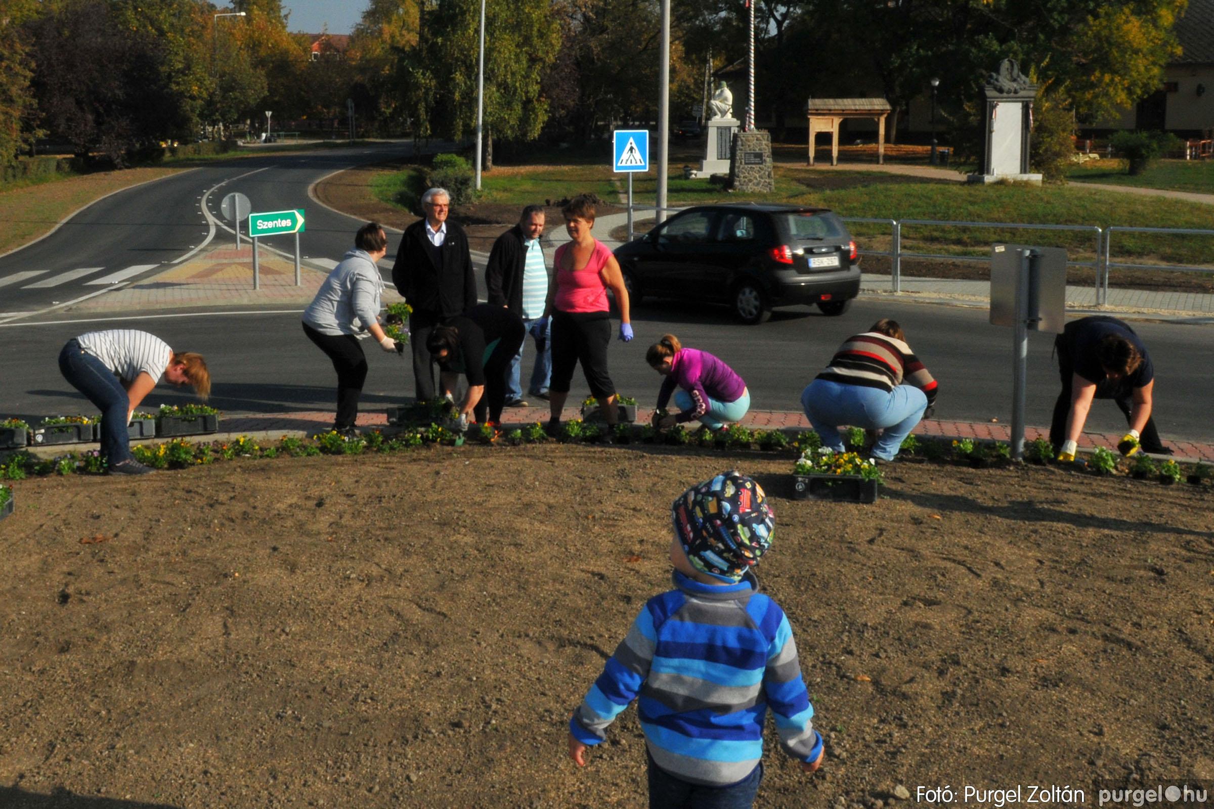 2019.10.26. 006 Árvácskaültetés a körforgalomba - Fotó:PURGEL ZOLTÁN© D3K_8590q.jpg