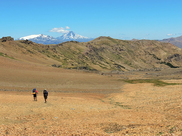 En la Cordillera de Lolco