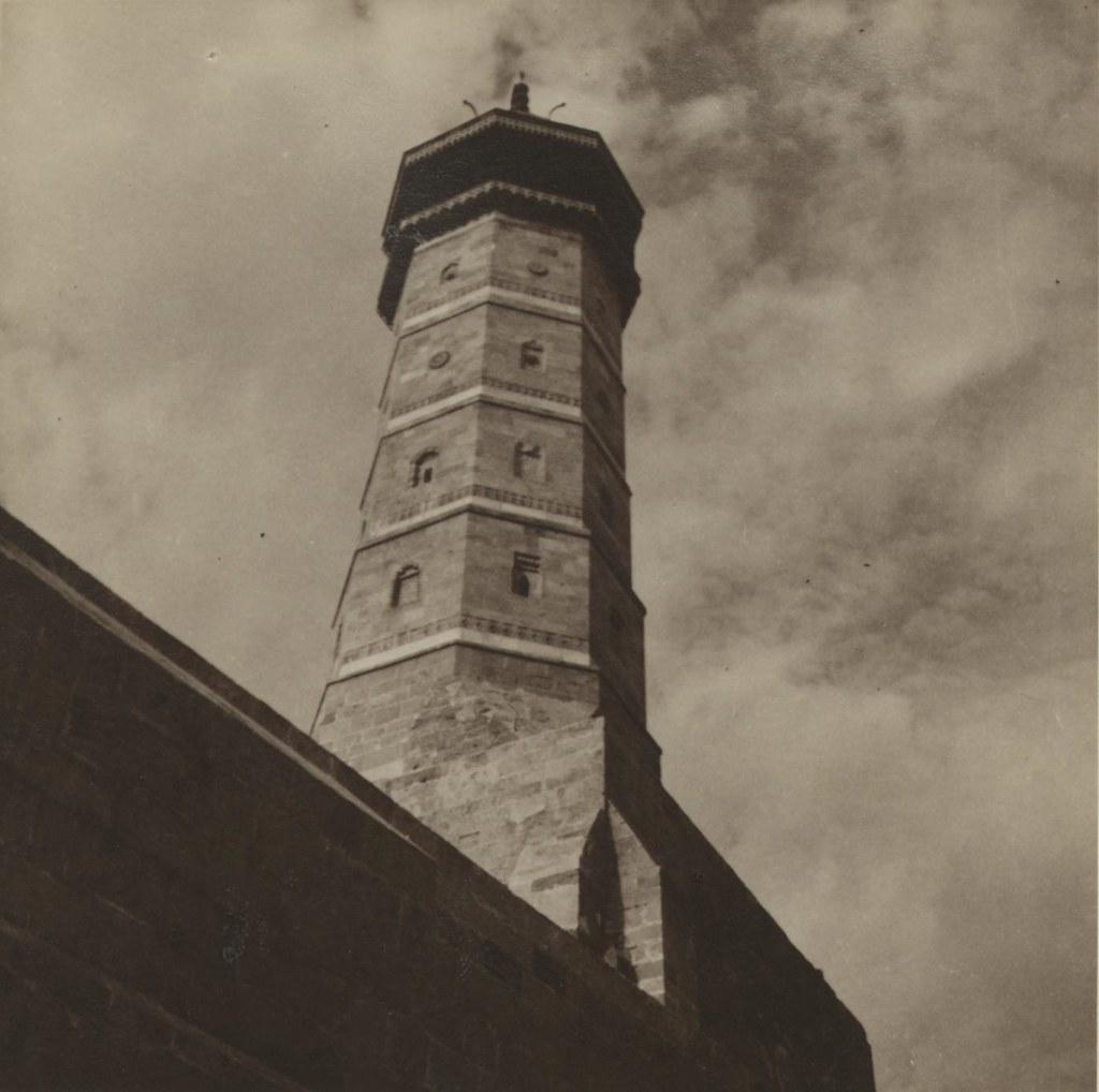 07. Газа. Минарет на бывшей церкви крестоносцев