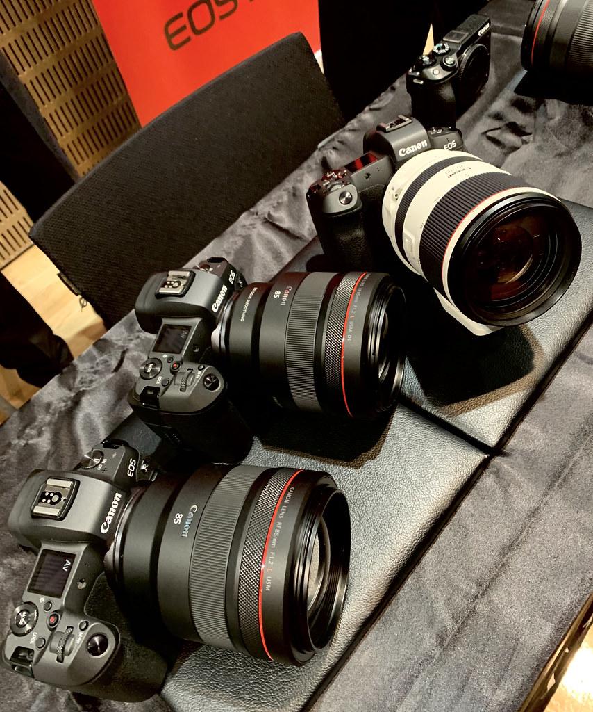 Photo Edge Tokyo 2019とRF85mmとセミナーの話
