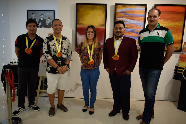 _Exhibiting Artists, SARILING SINING Art Exhibit (image 01)