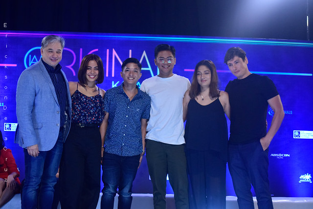 The Cast and crew of METAMORPHOSIS, C1Originals 2019, Photo by Erickson dela Cruz