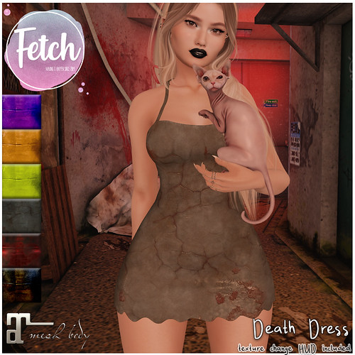 [Fetch] Death Dress @ Hocus Pocus!